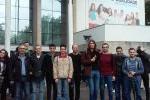 Actividade do alumnado de FH en Viana