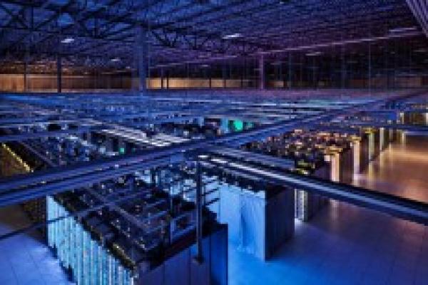 Visita a los datacenter de Google.