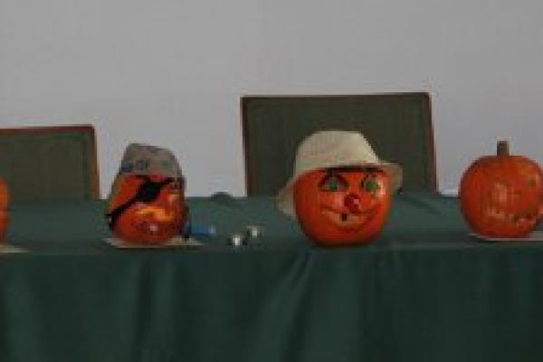 Gañadores do concurso de cabazas