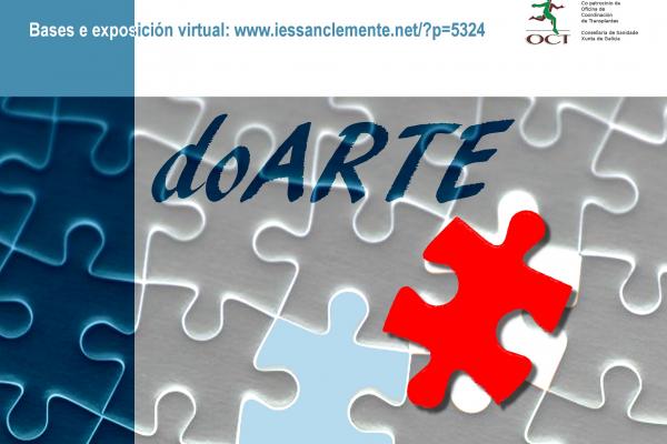 Inauguración da exposición «doARTE»