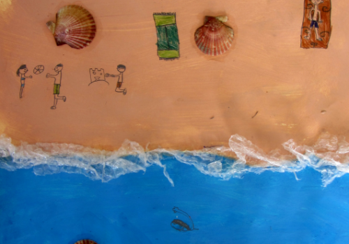 04 Un día na praia – Javier Pérez, Pablo Rial