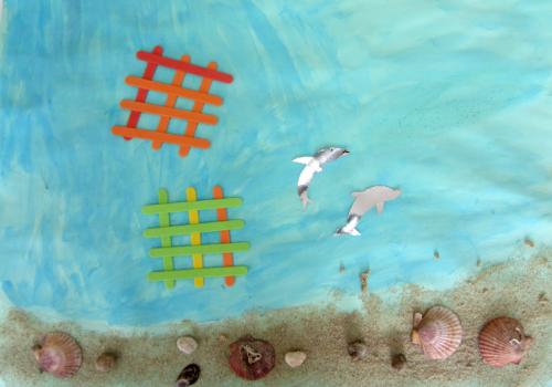 09 Os golfiños saltaríns – Alexis Buezas, Alejandro Márquez