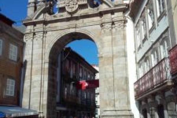 Actividade do alumnado de FH en Braga