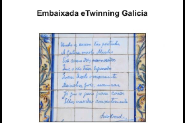 A Xunta impulsa as publicacións da Embaixada eTwinning galega