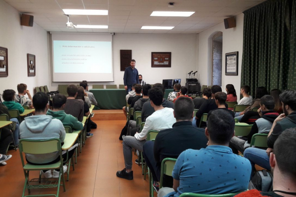 Mobilidades para prácticas no estranxeiro – ASIR, DAM e DAW – Difusión 2018