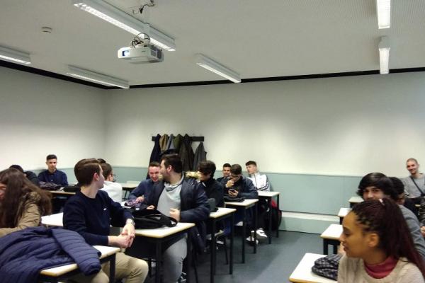 Mobilidade para estudos en Braga – 2019