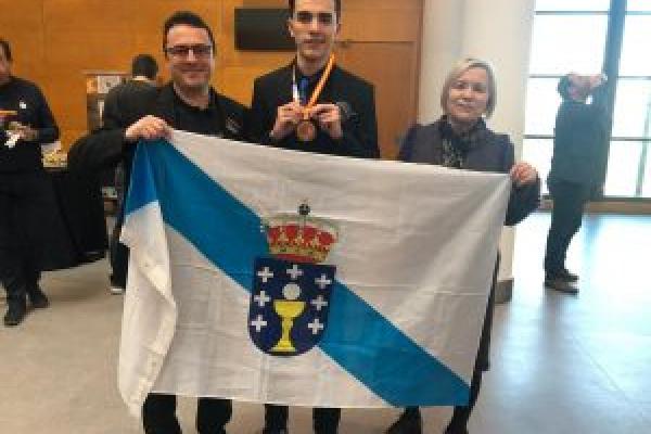 Medalla de bronce – SpainSkills