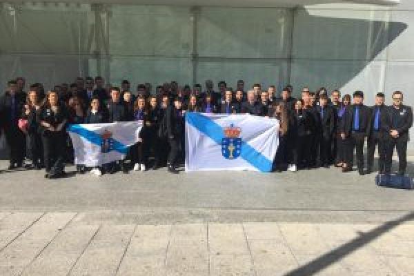 SpainSkills 2019