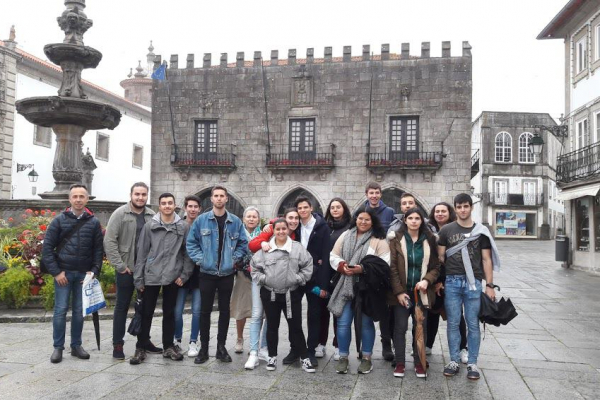eTwinning Day & 1ASIR en Viana