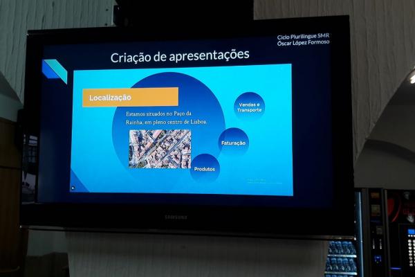 Ciclo Estrela PluriFP SMR – Presentación