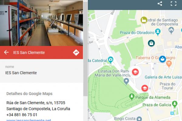 Difusión: Uma 'Bússola Literária' para mapear o português na Galiza