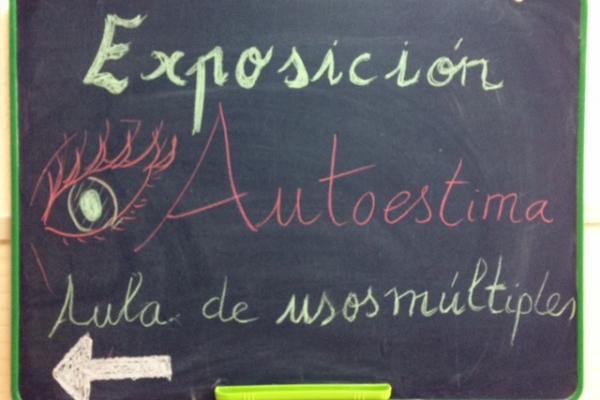 ARTEspazo Autoestima no IES Leliadoura