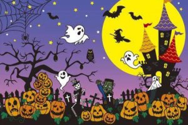 Celebrating Halloween at San Clemente