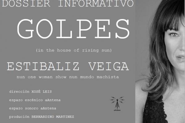 """Espectáculo teatral """"GOLPES"""""""
