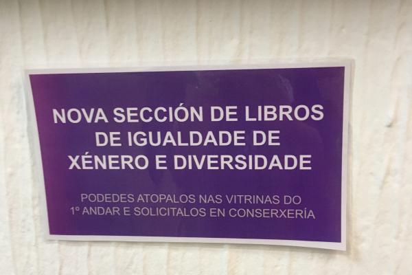 Biblioteca Igualdade de Xénero