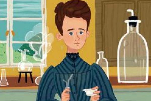 Marie Curie no cine!!