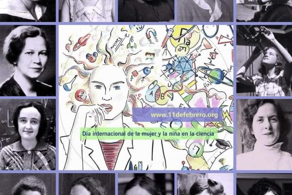 11F Día internacional da Muller e da nena na ciencia